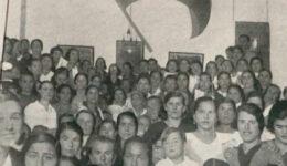 Las 1.500 'rosas' represaliadas de Jerez